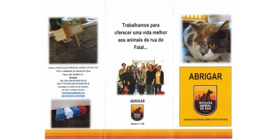"Reunião com ""Brigada Animal de Rua do Faial"""