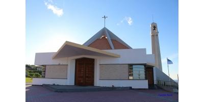 Inauguração da Nova Igreja do Salão